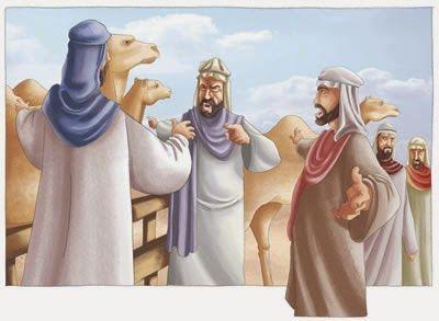 La herencia de los tres hermanos árabes