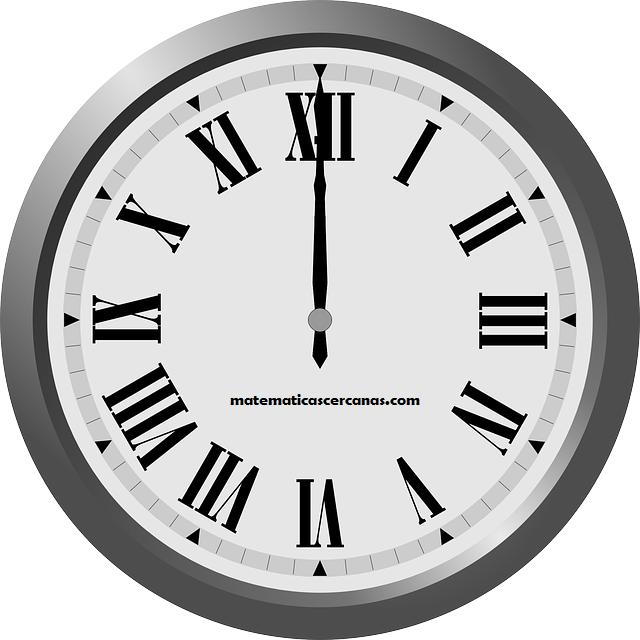 El acertijo del reloj que se retrasa