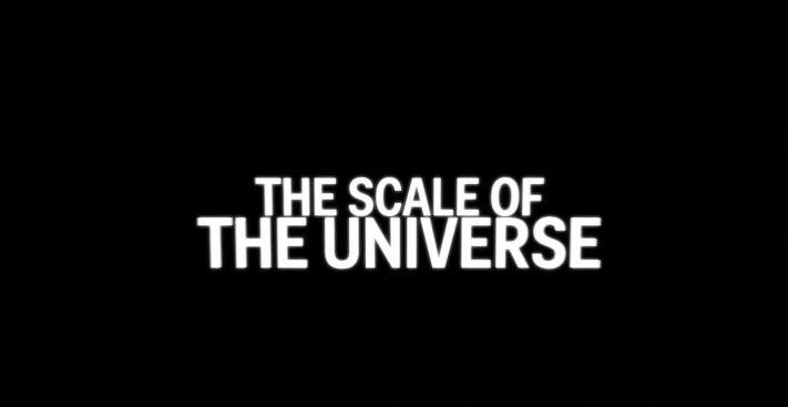 La escala del Universo... midiendo cosas