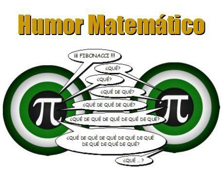 Todo el Humor Gráfico Matemático de matematicascercanas