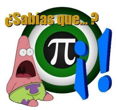 ¿Sabías que...? Curiosidades de matematicascercanas
